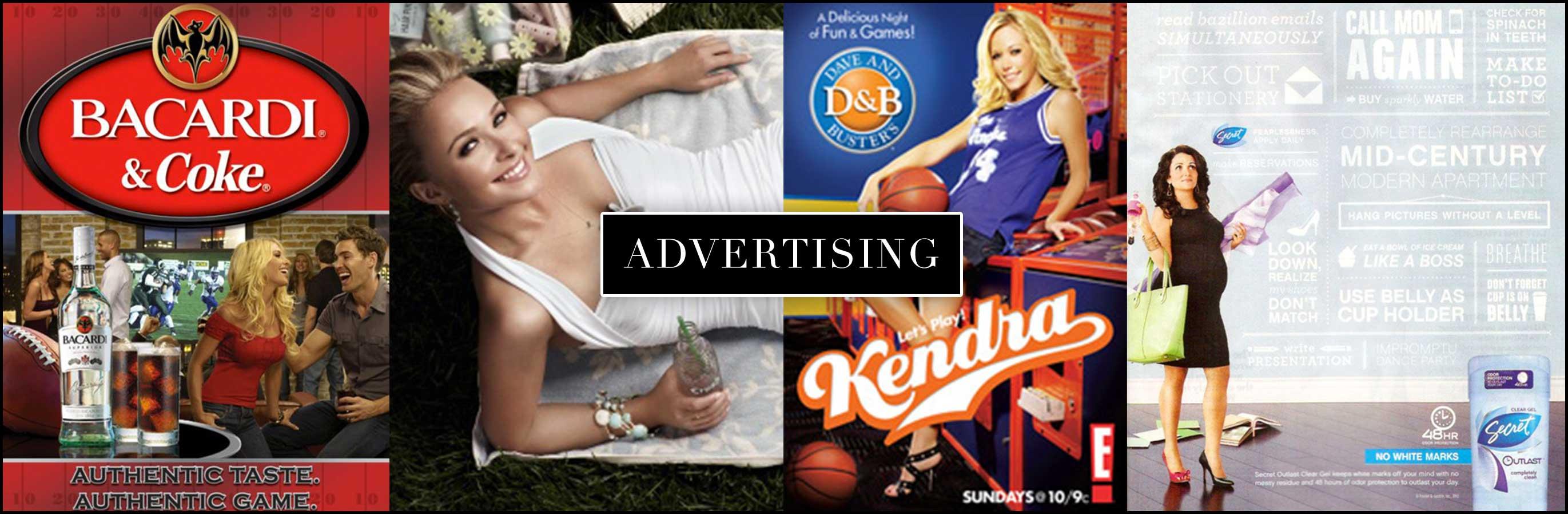 Daniel Musto's Advertising Portfolio