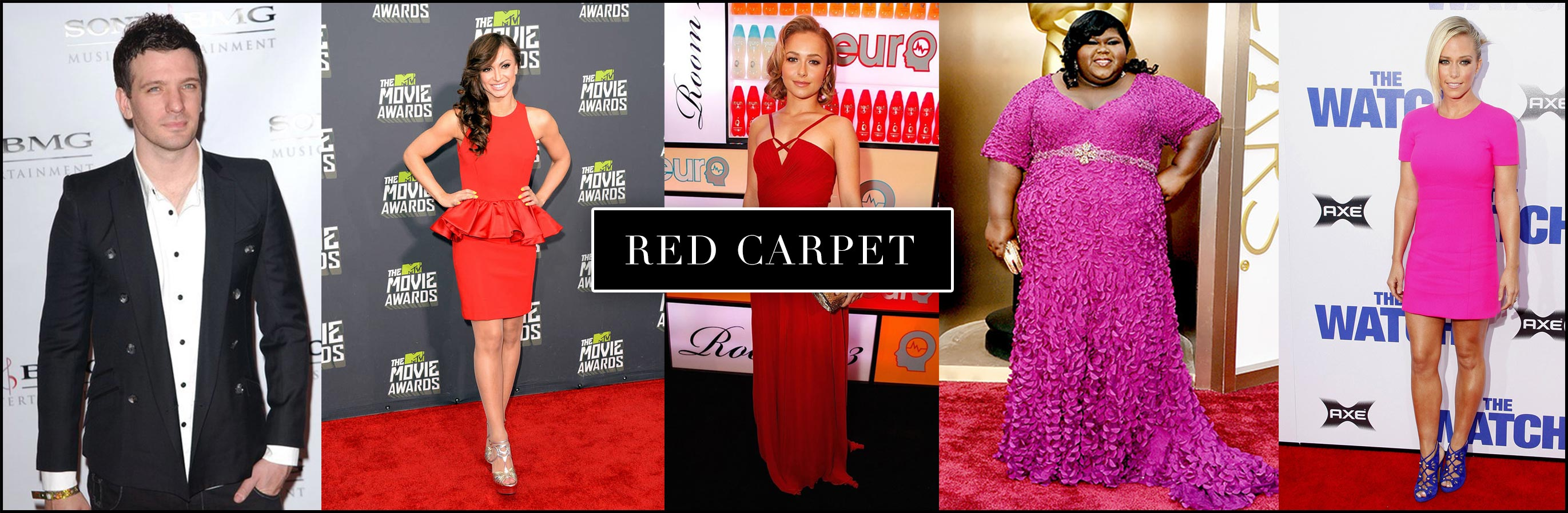 Daniel Musto's Red Carpet Portfolio